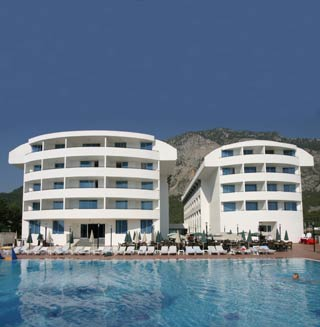 Information about kemer hotels for Maxim design hotel 3 star